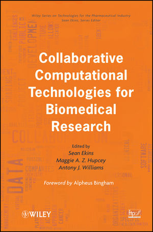 Collaborative Computational Technologies for Biomedical Research (1118026020) cover image