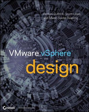 VMware vSphere Design (1118067320) cover image