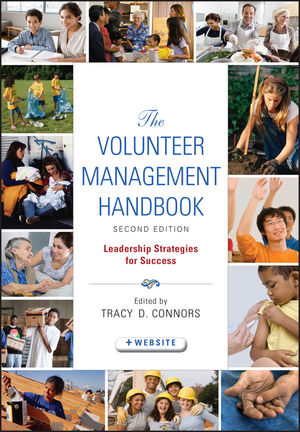 The Volunteer Management Handbook: Leadership Strategies for Success, 2nd Edition (1118127420) cover image