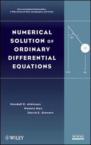 Numerical Solution of Ordinary Differential Equations (1118164520) cover image