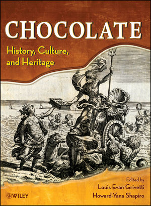Chocolate: History, Culture, and Heritage (1118210220) cover image