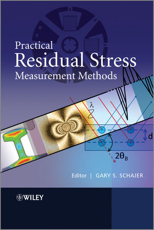 Practical Residual Stress Measurement Methods (1118402820) cover image