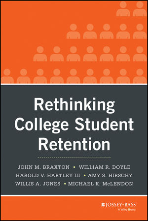 Rethinking College Student Retention (1118418220) cover image