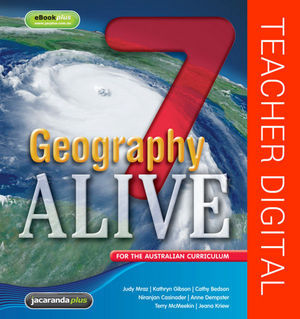 Geography Alive 7 For The Australian Curriculum eGuidePLUS (Online Purchase)