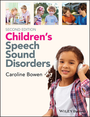 Children's Speech Sound Disorders, 2nd Edition