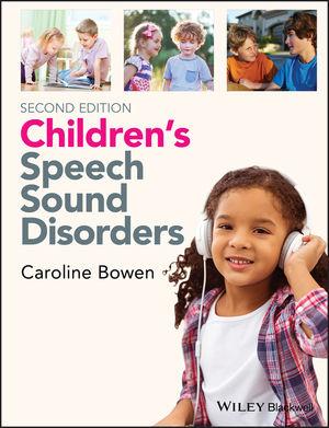 Children's Speech Sound Disorders, 2nd Edition