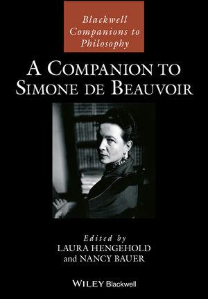 A Companion to Simone de Beauvoir (1118796020) cover image