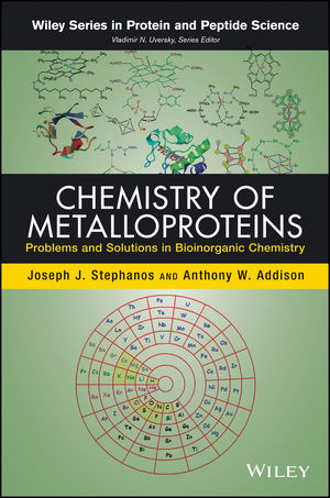 Chemistry of Metalloproteins: Problems and Solutions in Bioinorganic Chemistry (1118801520) cover image