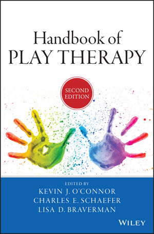 Handbook of Play Therapy, 2nd Edition (1118859820) cover image