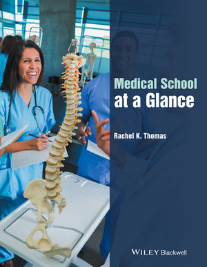 Medical School at a Glance (1119075920) cover image