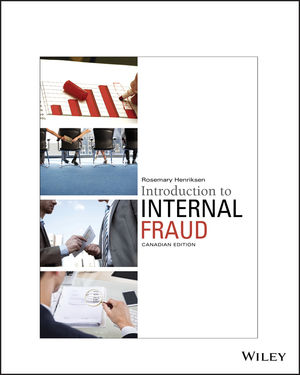 Introduction to Internal Fraud, Canadian Edition