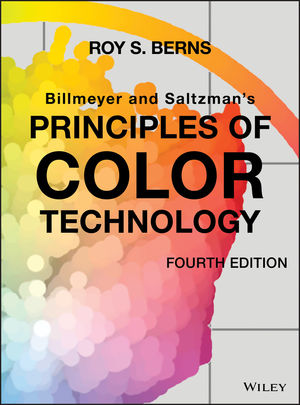 Billmeyer and Saltzman's Principles of Color Technology, 4th Edition