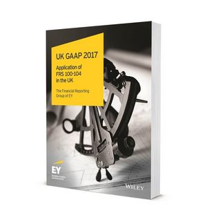 UK GAAP 2017: Generally Accepted Accounting Practice under UK and Irish GAAP (1119376920) cover image