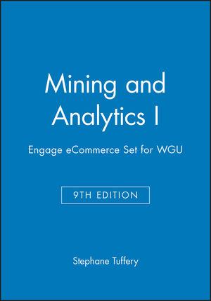 Mining and Analytics I Engage eCommerce Set for WGU