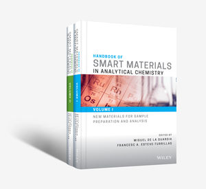 Handbook of Smart Materials in Analytical Chemistry, 2 Volume Set