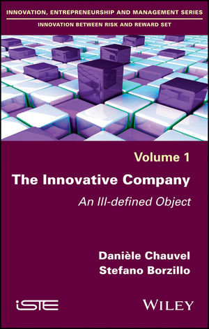 The Innovative Company: An Ill-defined Object (1119437520) cover image