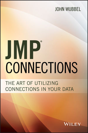JMP Connections: The Art of Utilizing Connections In Your Data (1119453720) cover image
