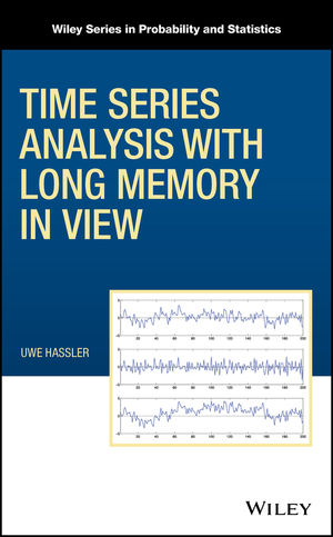 Time Series Analysis with Long Memory in View