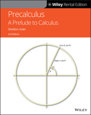 Precalculus: A Prelude to Calculus, 3rd Edition