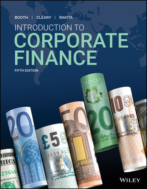 Introduction to Corporate Finance, 5th Canadian Edition