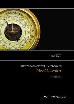 The Wiley-Blackwell Handbook of Mood Disorders, 2nd Edition