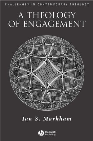 A Theology of Engagement (1405143320) cover image