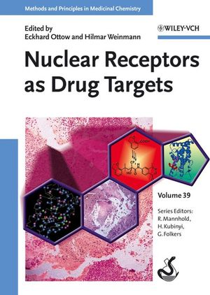 Nuclear Receptors as Drug Targets, Volume 39 (3527318720) cover image