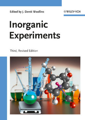 Inorganic Experiments, 3rd Revised Edition