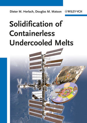Solidification of Containerless Undercooled Melts