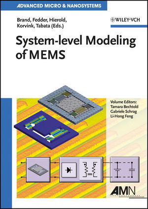 System-level Modeling of MEMS (3527647120) cover image