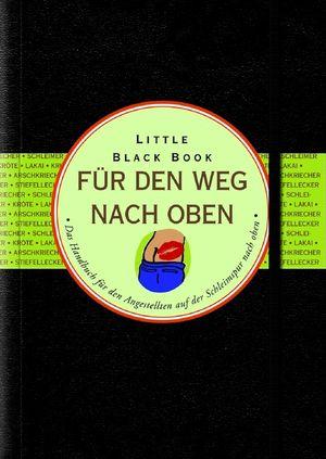 Little Black Book für den Weg nach oben (3527679820) cover image