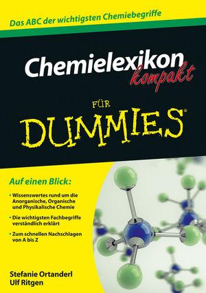 Chemielexikon für Dummies