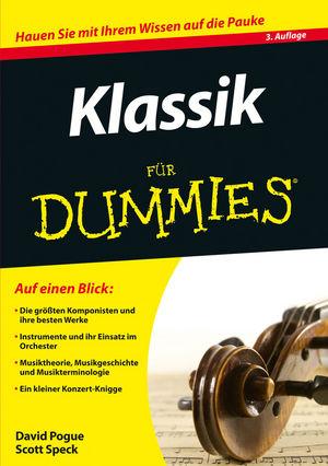 Klassik für Dummies, 3. Auflage
