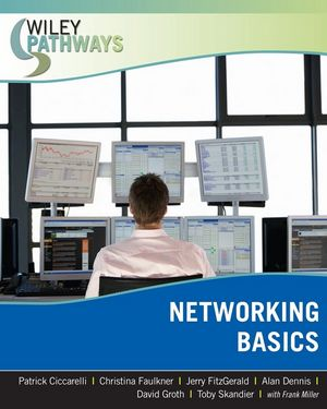 Wiley Pathways Networking Basics, 1st Edition (EHEP000120) cover image