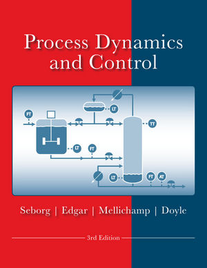 Process Dynamics and Control 3e (EHEP001620) cover image