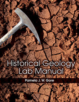 Historical Geology Lab Manual (EHEP002420) cover image