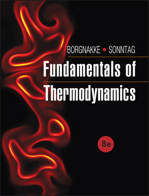 Fundamentals of Thermodynamics, 8th Edition (EHEP002520) cover image
