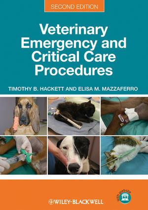 Veterinary Emergency and Critical Care Procedures, 2nd Edition (EHEP002620) cover image