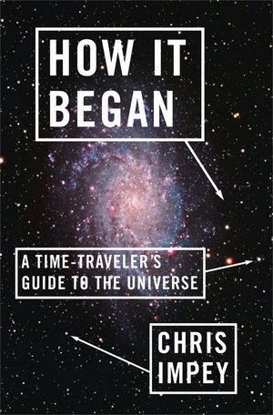 How It Began: A Time-Traveller's Guide to the Universe