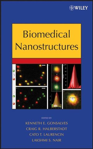 Biomedical Nanostructures  (0470185821) cover image