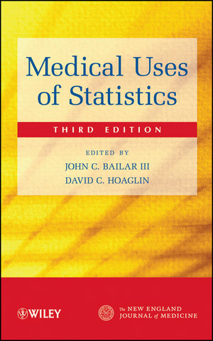 Medical Uses of Statistics, 3rd Edition