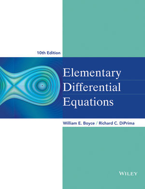 Elementary Differential Equations, 10th Edition