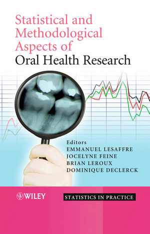Statistical and Methodological Aspects of Oral Health Research (0470517921) cover image