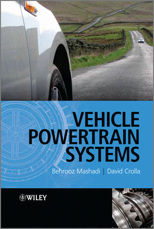 Vehicle Powertrain Systems: Integration and Optimization (0470666021) cover image