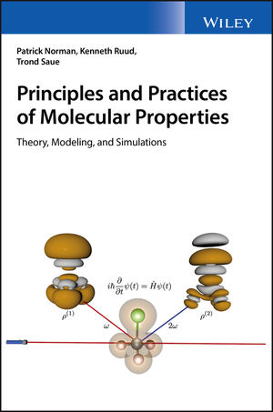 Principles and Practices of Molecular Properties: Theory, Modeling and Simulations (0470725621) cover image
