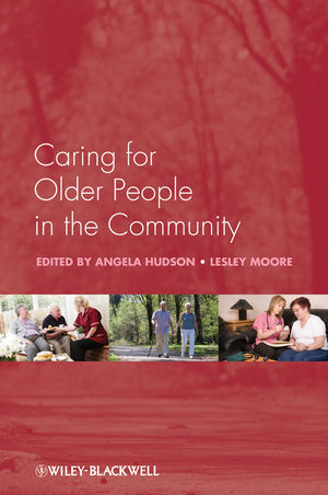 Caring for Older People in the Community (0470744421) cover image
