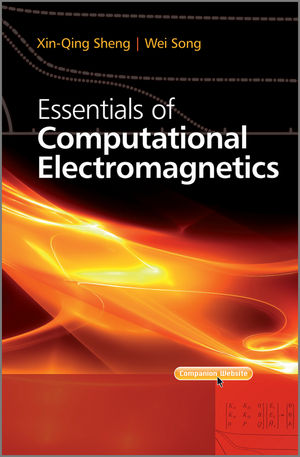 Essentials of Computational Electromagnetics (0470829621) cover image