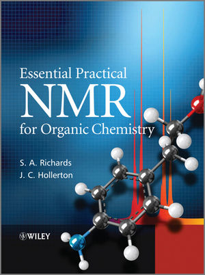 Essential Practical NMR for Organic Chemistry (0470977221) cover image
