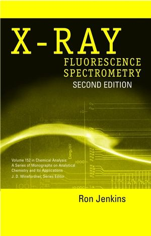 X-Ray Fluorescence Spectrometry, 2nd Edition (0471299421) cover image