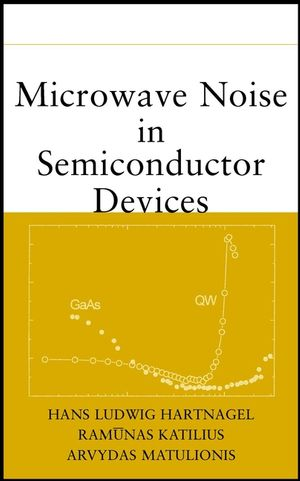 Microwave Noise in Semiconductor Devices (0471384321) cover image